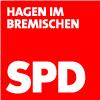 SPD Ortsverein Hagen im Bremischen Logo