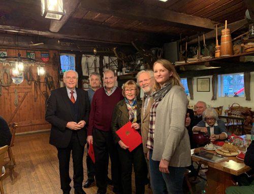 Edda und Hartmut Goede 50 Jahre in der Hagener SPD