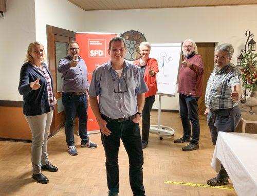 SPD-Mitgliedervotum für Marc Hillmann