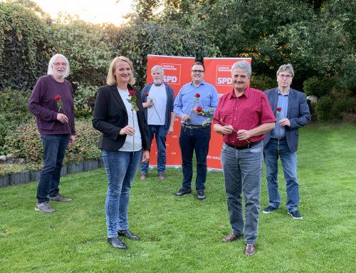 SPD-Ortsverein Hagen jetzt mit Doppelspitze