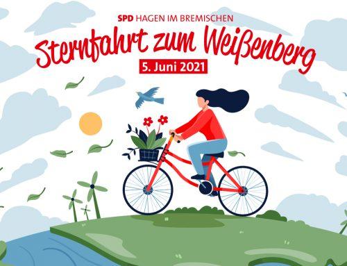 Sternfahrt zum Weißenberg