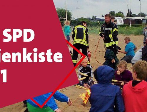 Die SPD Ferienkiste 2021