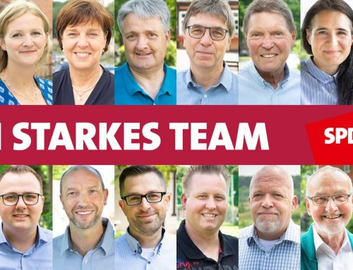 Unsere Kandidat*innen für Hagen im Bremischen